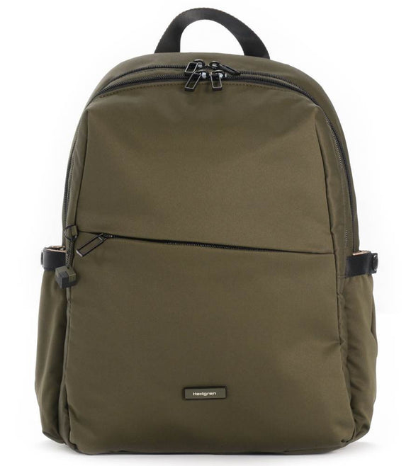 HEDGREN NOVA COSMOS LAPTOP BACKPACK EARTH GREEN