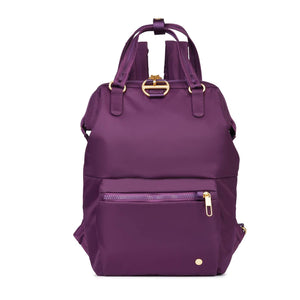 PACSAFE CITYSAFE CX MINI BACKPACK MERLOT