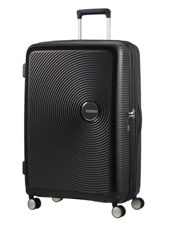 AMERICAN TOURISTER CURIO 80CM SPINNER BLACK