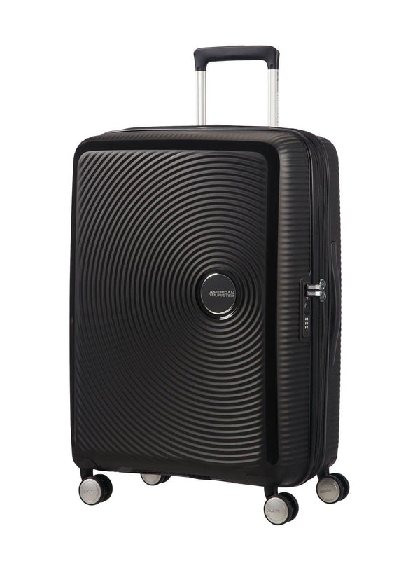 AMERICAN TOURISTER CURIO 69CM SPINNER BLACK