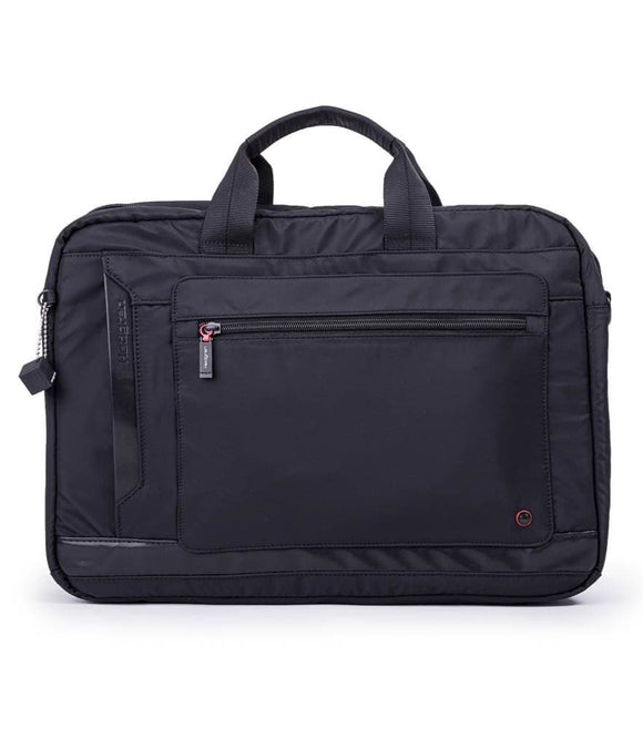 HEDGREN ZEPPELIN REVISED EXPEDITE BUSINESS BRIEFCASE BLACK