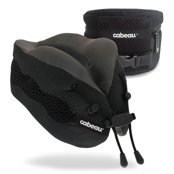 CABEAU EVOLUTION COOL 2.0 PILLOW BLACK