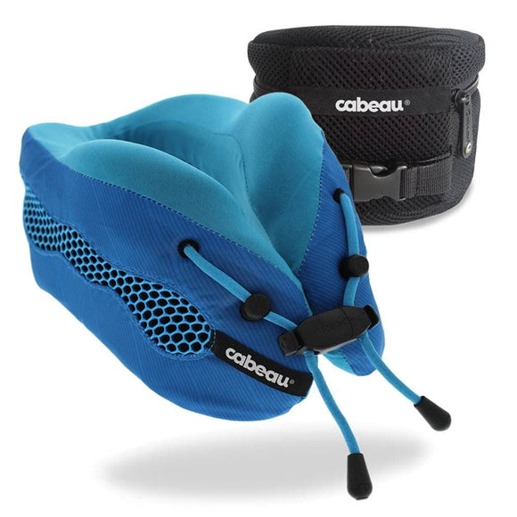 CABEAU EVOLUTION COOL 2.0 PILLOW BLUE