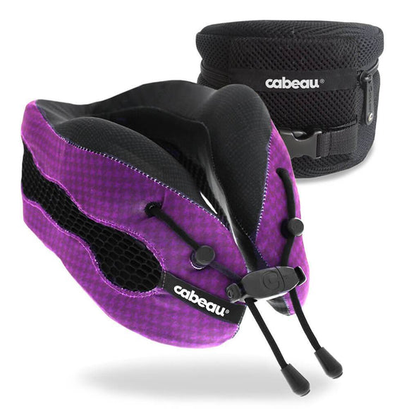 CABEAU EVOLUTION COOL 2.0 PILLOW PURPLE