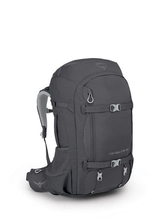 OSPREY FAIRVIEW TREK PACK 50 CHARCOAL GREY