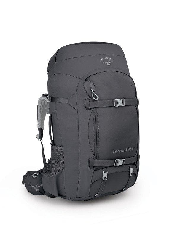 OSPREY FAIRVIEW TREK PACK 70 CHARCOAL GREY