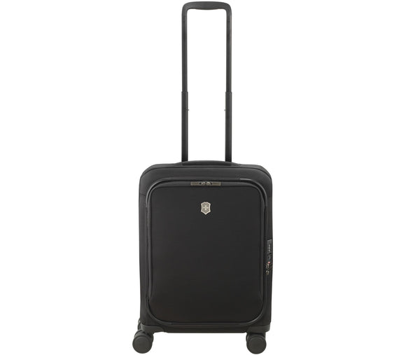 VICTORINOX CONNEX SOFTSIDE GLOBAL CARRY ON BLACK