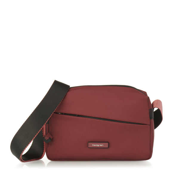 HEDGREN NOVA NEUTRON CROSSBODY BAG VINEYARD WINE