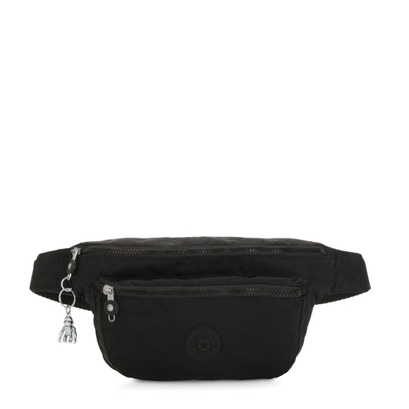 KIPLING K.ORIGIN YASEMINA XLARGE BUM BAG RICH BLACK