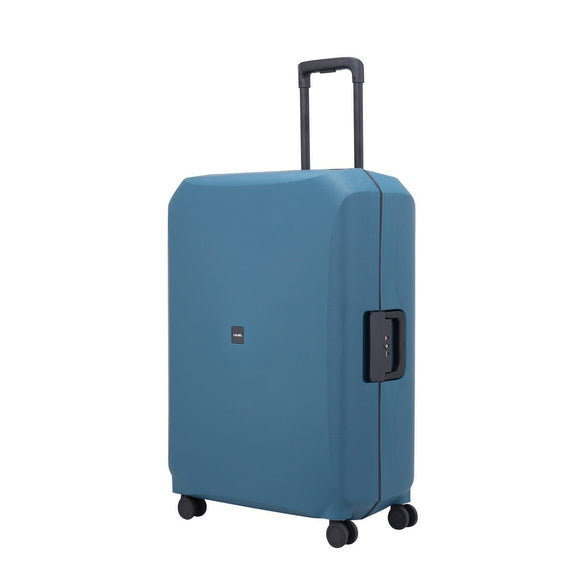 LOJEL VOJA 77 CM 4 WHEEL LARGE SUITCASE LIGHT BLUE