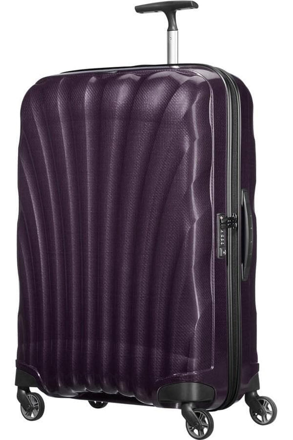 SAMSONITE COSMOLITE 75CM SPINNER PURPLE