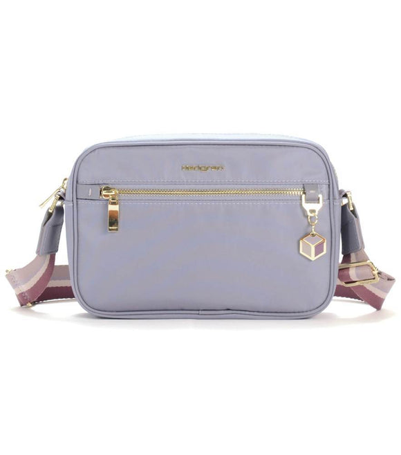 HEDGREN CHARM SPARKY M CROSS BODY MISTY LAVENDER