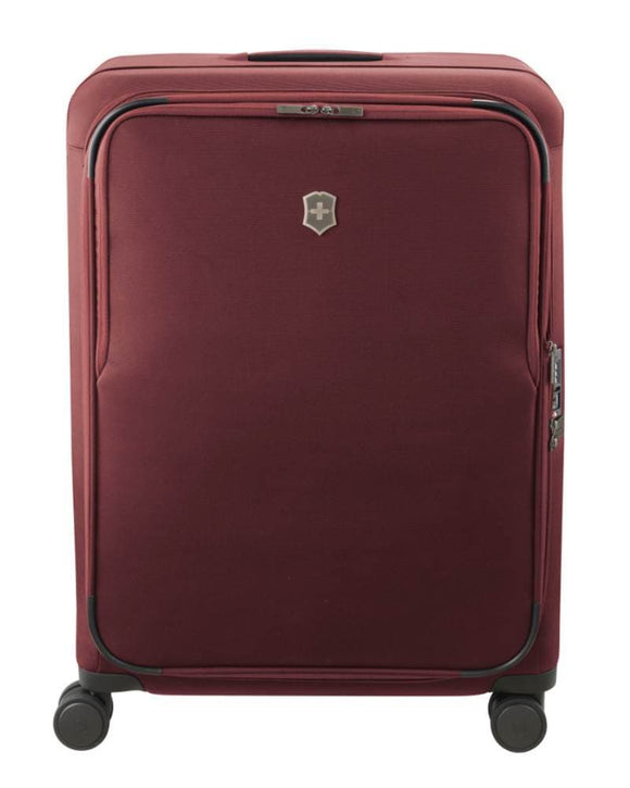 VICTORINOX CONNEX SOFTSIDE LARGE BURGANDY