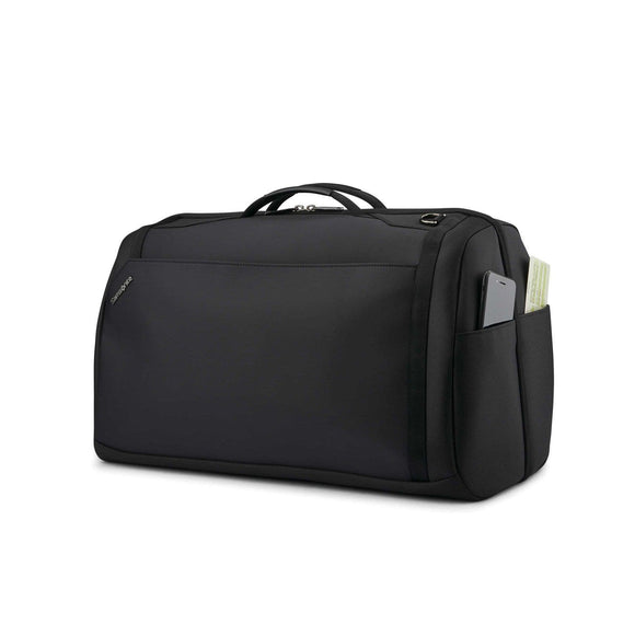 SAMSONITE ENCOMPASS CONVERTIBLE WEEKENDER DUFFLE OVERNIGHT BLACK