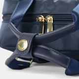 HEDGREN CHARM BUSINESS RUBIA BACKPACK MOOD INDIGO