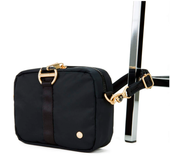 PACSAFE CITYSAFE CX SQUARE CROSSBODY BLACK