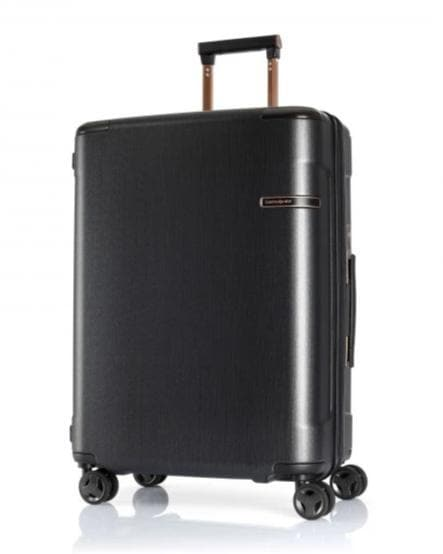 SAMSONITE EVOA TECH 69CM SPINNER BRUSHED BLACK