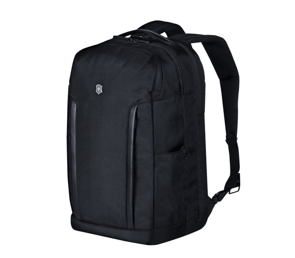 VICTORINOX ALTMONT PROFESSIONAL DELUXE TRAVEL LAPTOP BACKPACK BLACK