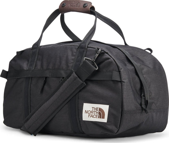 THE NORTH FACE BERKELEY DUFFEL S BLACK