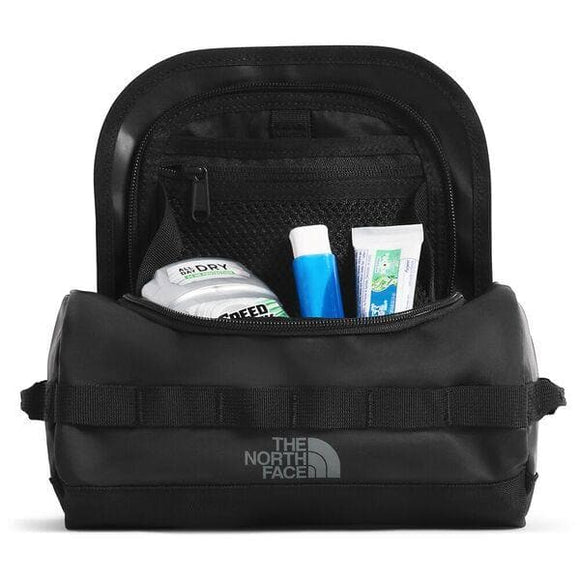 THE NORTH FACE BASE CAMP TRAVEL CANISTER BLACK