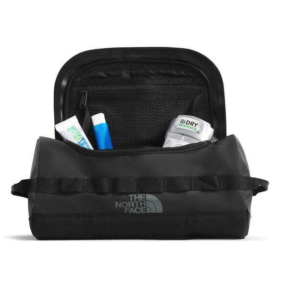 THE NORTH FACE BASE CAMP TRAVEL CANISTER LARGE BLACK