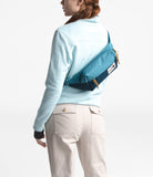 THE NORTH FACE LUMBAR PACK STORM BLUE / TEAL
