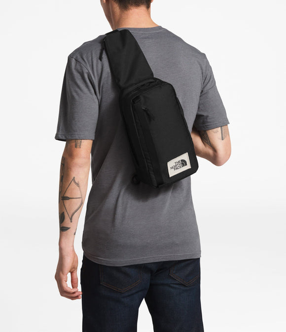 THE NORTH FACE FIELD BAG TNF BLACK HEATHER