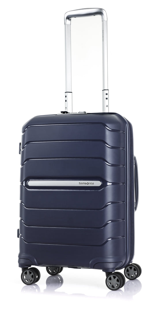 SAMSONITE OC2LITE 55CM SPINNER NAVY BLUE
