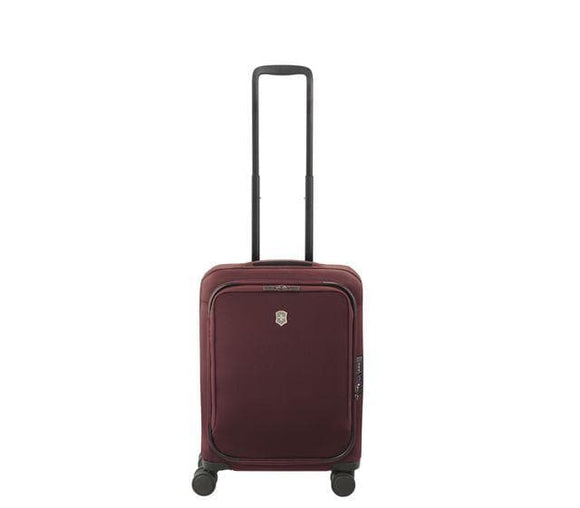 VICTORINOX CONNEX SOFTSIDE GLOBAL CARRY ON BURGANDY