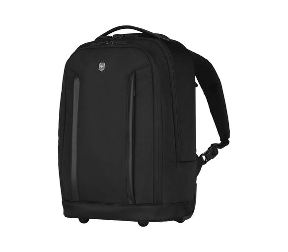 VICTORINOX ALTMONT PROFESSIONAL WHEELED BACKPACK BLACK