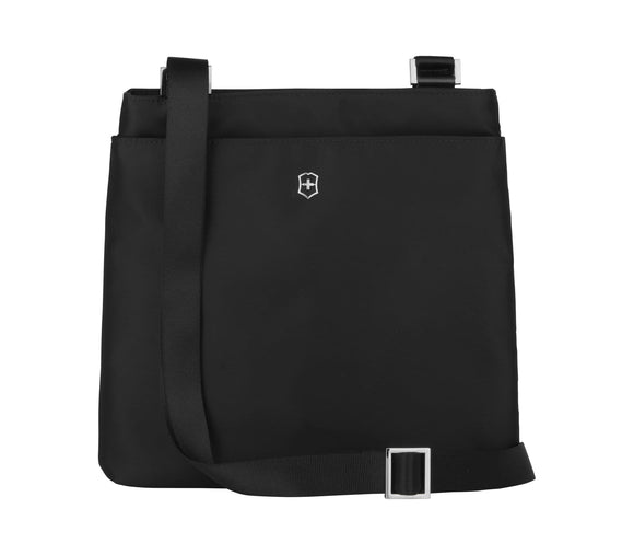 VICTORINOX VICTORIA SHOULDER BAG BLACK