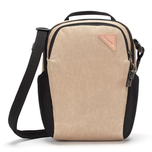 PACSAFE VIBE 200 CROSSBODY COYOTE