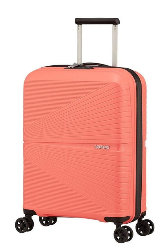 American Tourister Airconic 55Cm Spinner Living Coral Travelgoods Trolley Cases Hard