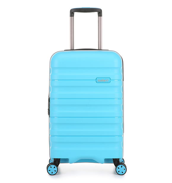 ANTLER JUNO 2 4W CABIN ROLLER CASE TURQUOISE