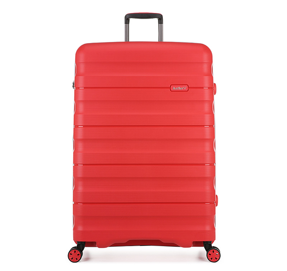 ANTLER JUNO 2 4W LARGE ROLLER CASE RED