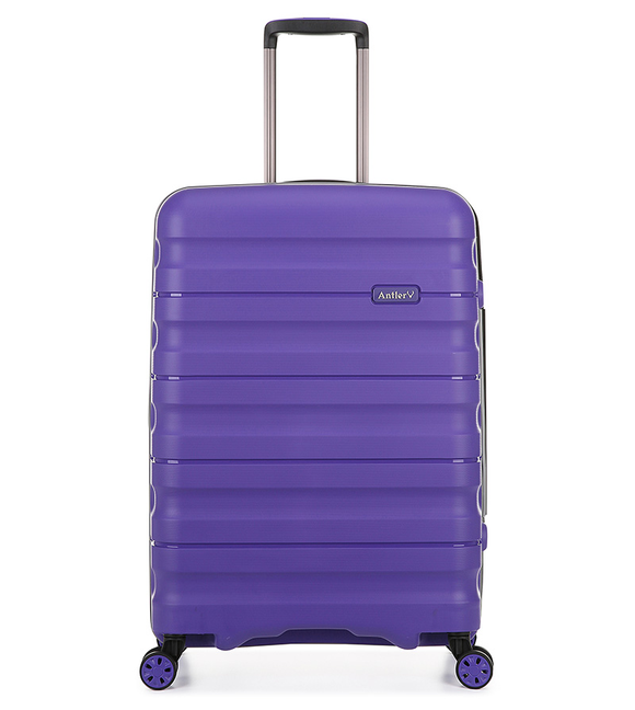 ANTLER JUNO 2 4W MEDIUM ROLLER CASE PURPLE
