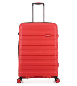 ANTLER JUNO 2 4W MEDIUM ROLLER CASE RED