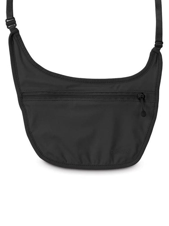 Pacsafe Coversafe S80 Secret Body Pouch Black