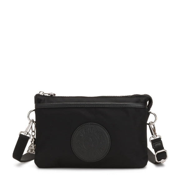 KIPLING PAKA RIRI CROSSBODY GALAXY BLACK