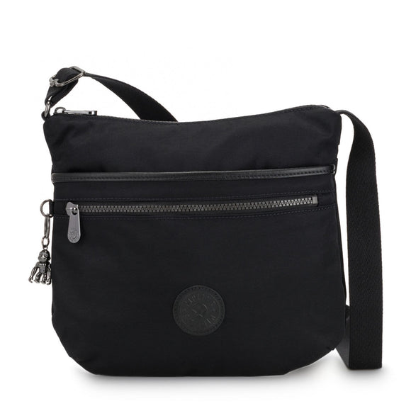 KIPLING CLASSICS ARTO CROSSBODY RICH BLACK