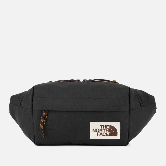THE NORTH FACE LUMBAR PACK BUM BAG BLACK HEATHER