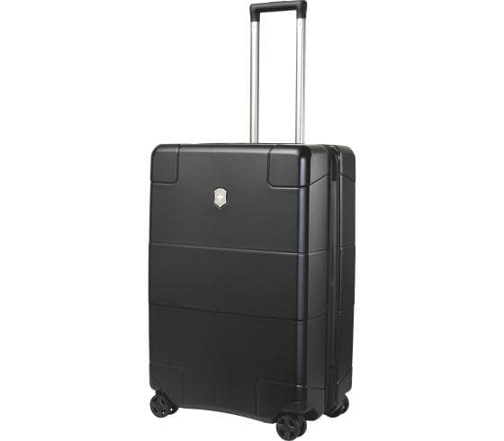 VICTORINOX LEXICON MEDIUM HARDSIDE CASE BLACK