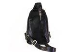 ADRIANO SLING BACKPACK BLACK