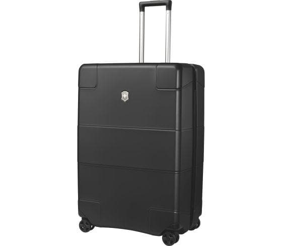VICTORINOX LEXICON LARGE HARDSIDE CASE BLACK