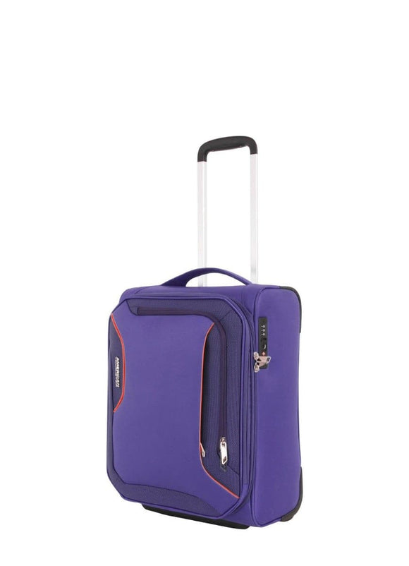 AMERICAN TOURISTER APPLITE 3S 50CM UPRIGHT BODEGA BLUE