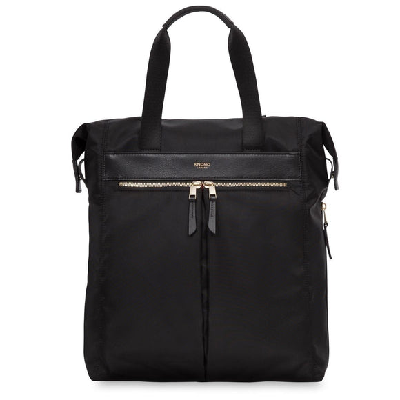 KNOMO MAYFAIR CHILTERN BACKPACK BLACK