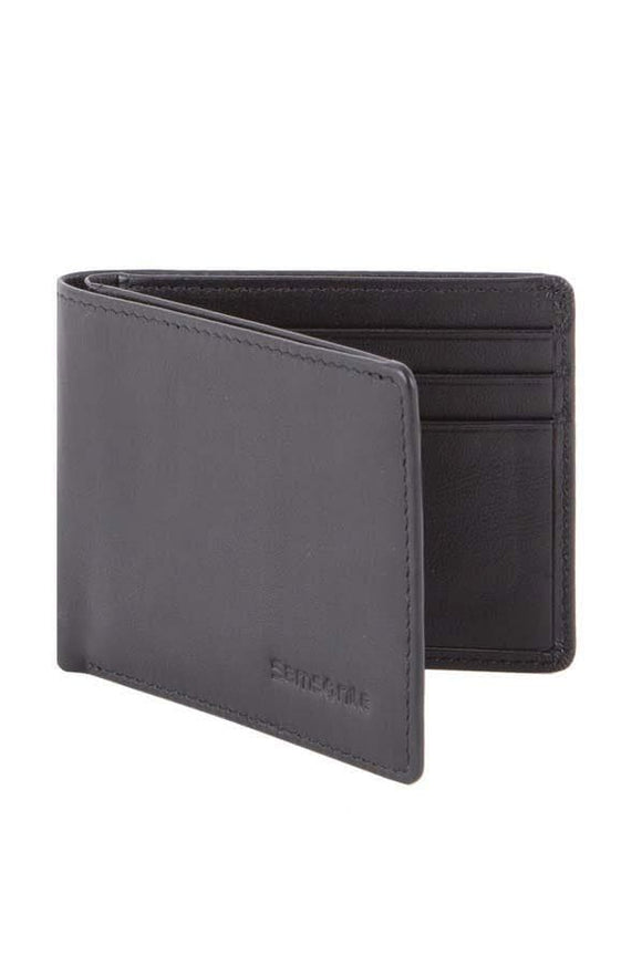 Samsonite Compact Wallet Black