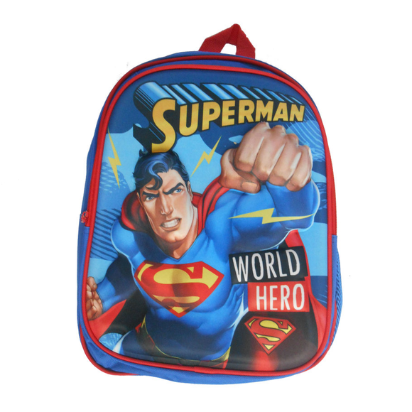 DC Superman Kids Backpack