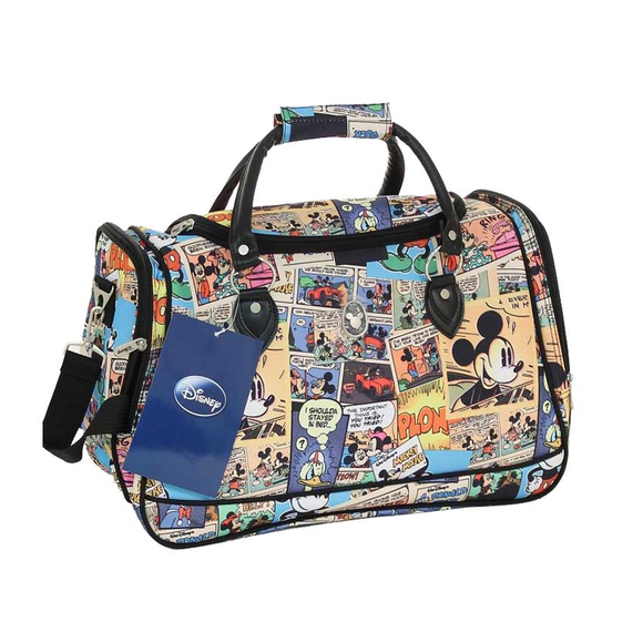 Disney Comic Overnight Tote Bag