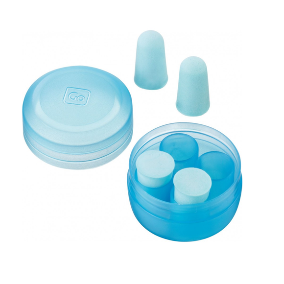 GO TRAVEL SOFT EAR PLUGS